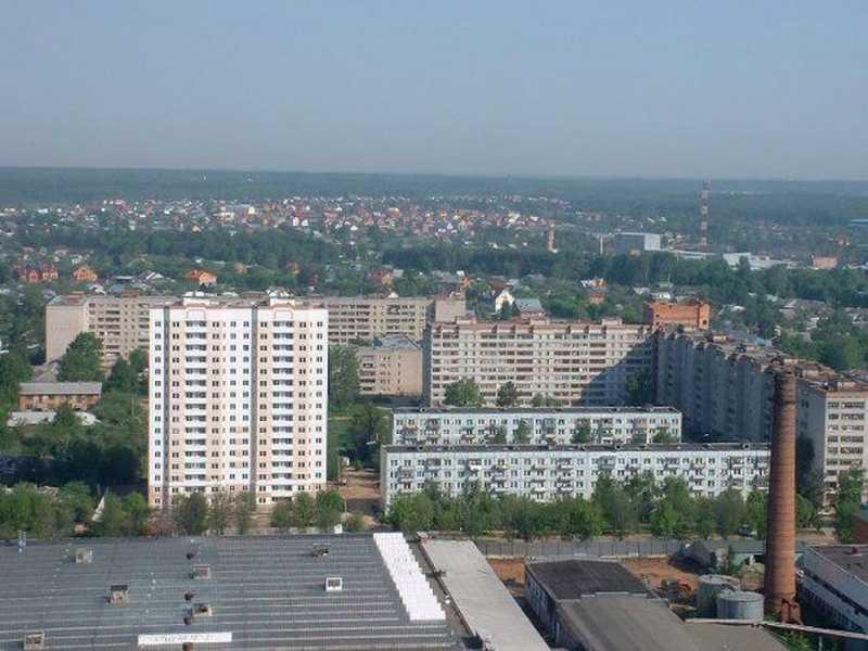 Квартиры в Дедовске