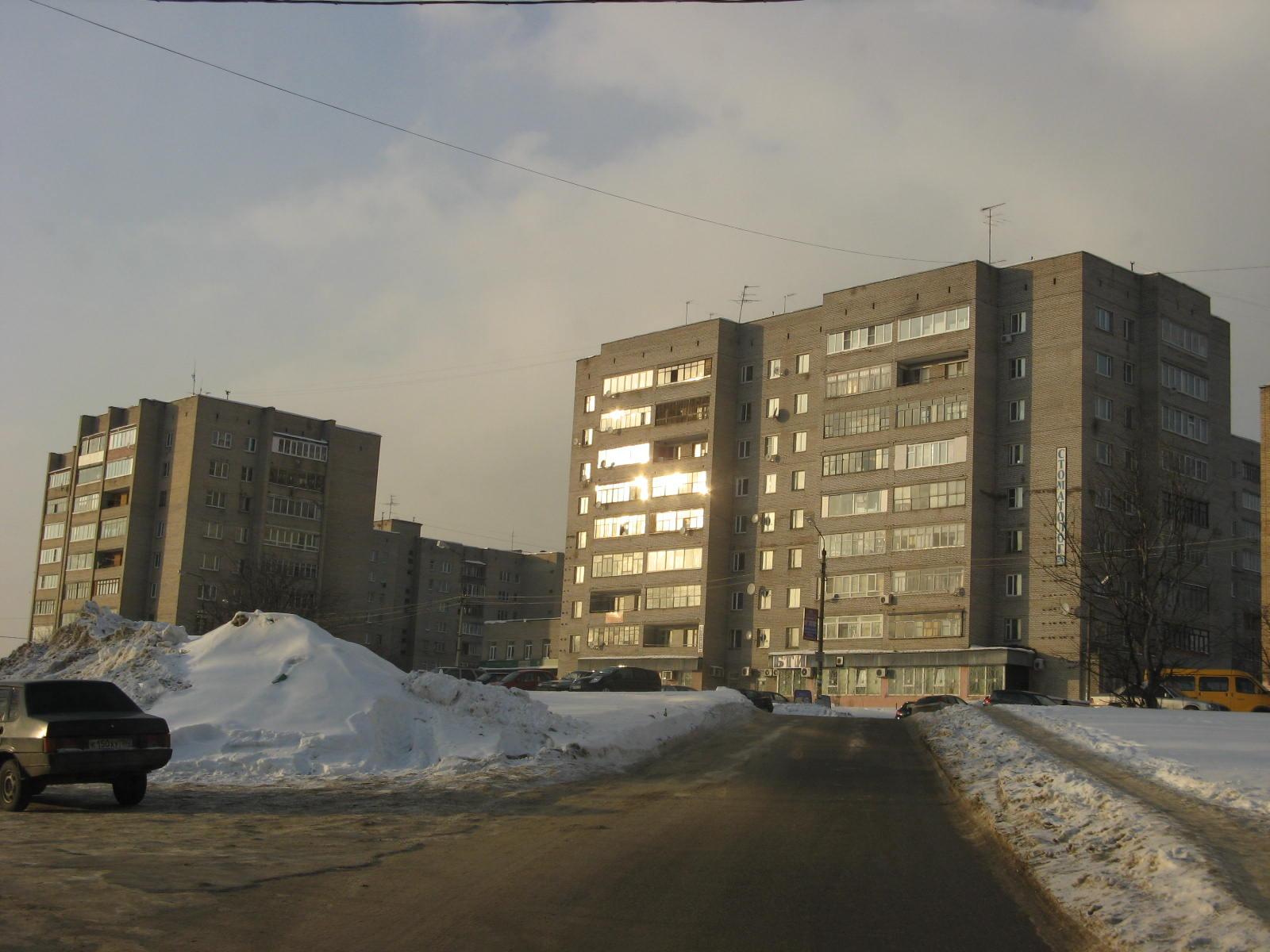 Стоимость квартиры в Истре