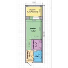 часть дома, Михалково